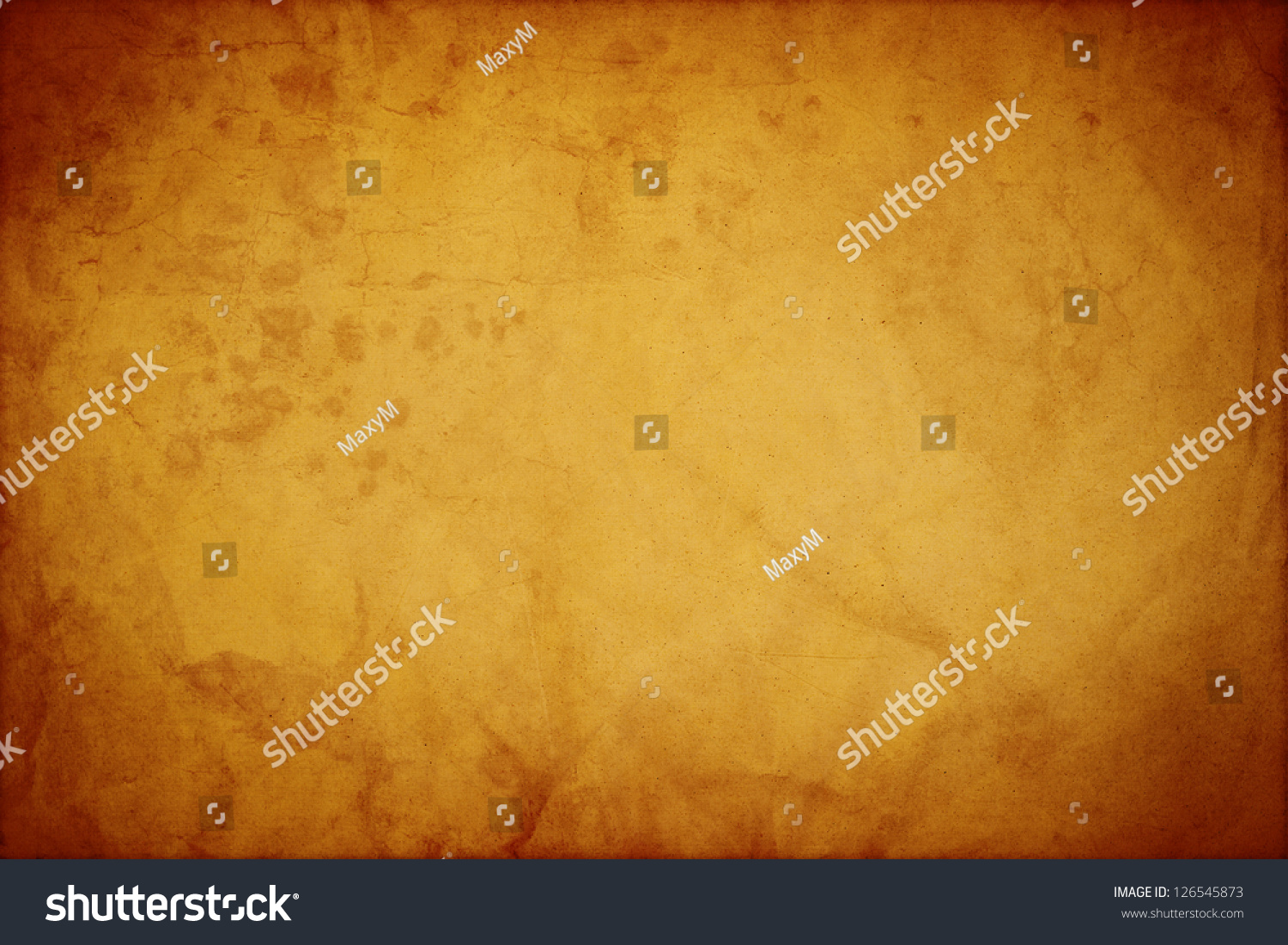 vintage empty page template old image stock illustration 126545873
