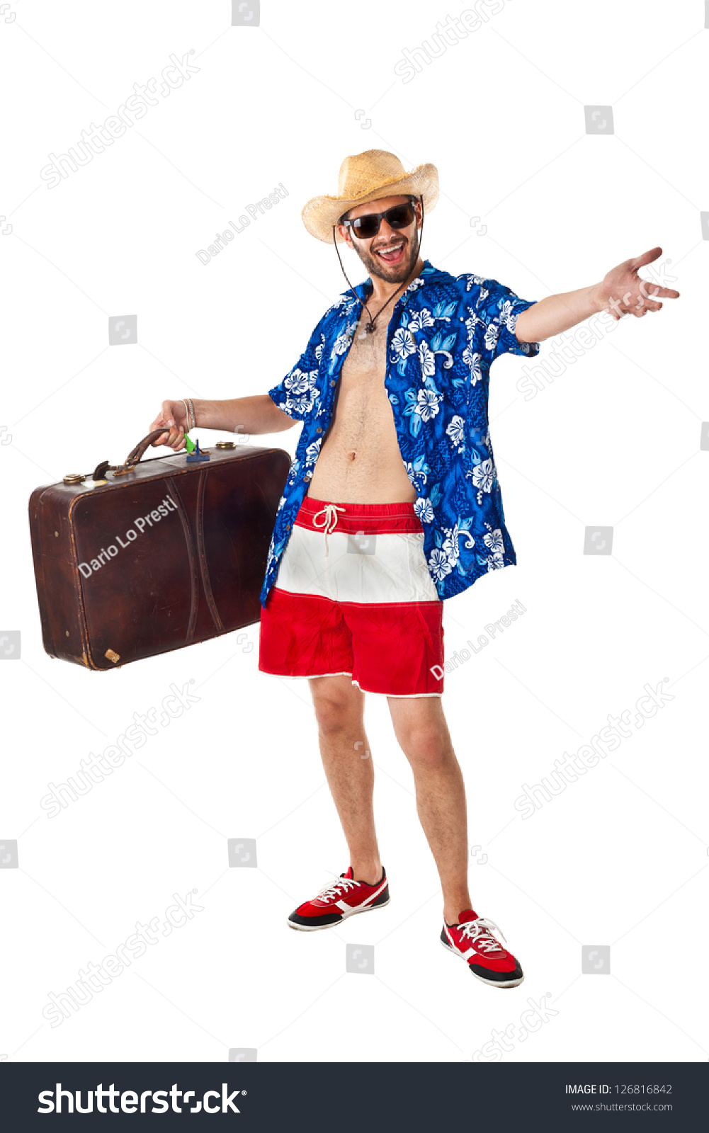 Asian Tourist Halloween Costume
