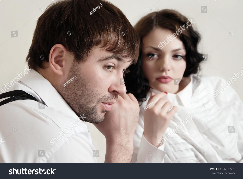 Смотреть жена заводит мужа 26 фотография