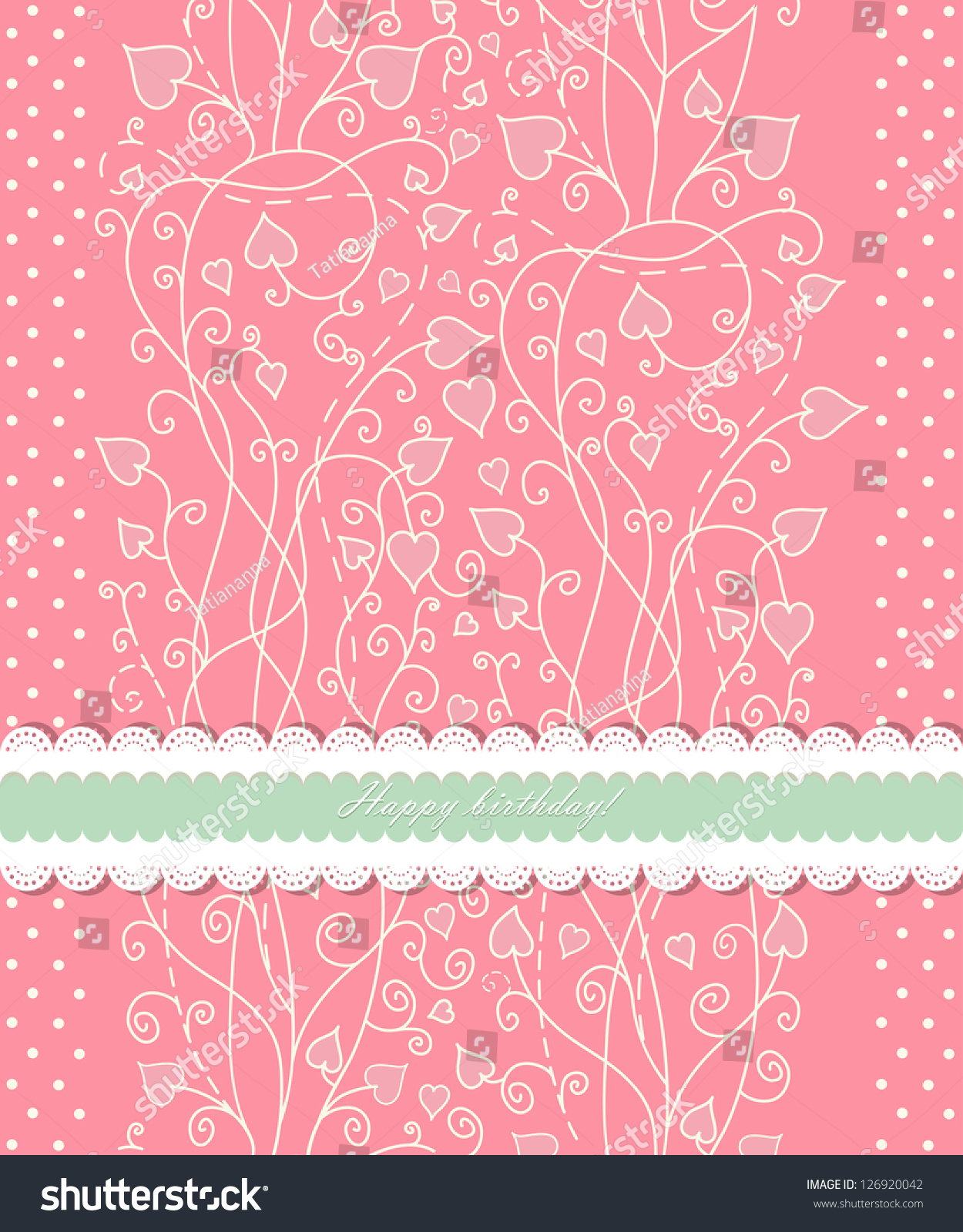 vintage pink background for invitation backdrop card new year brochure banner