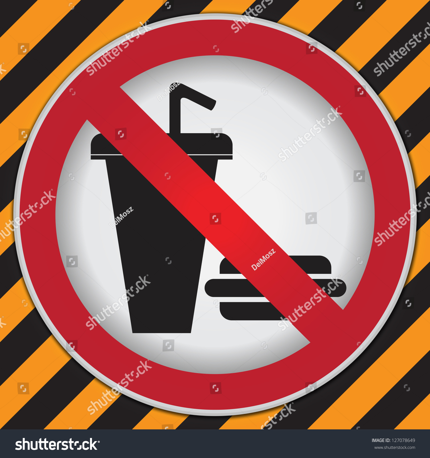 Что такое eating prohibitted 6 фотография