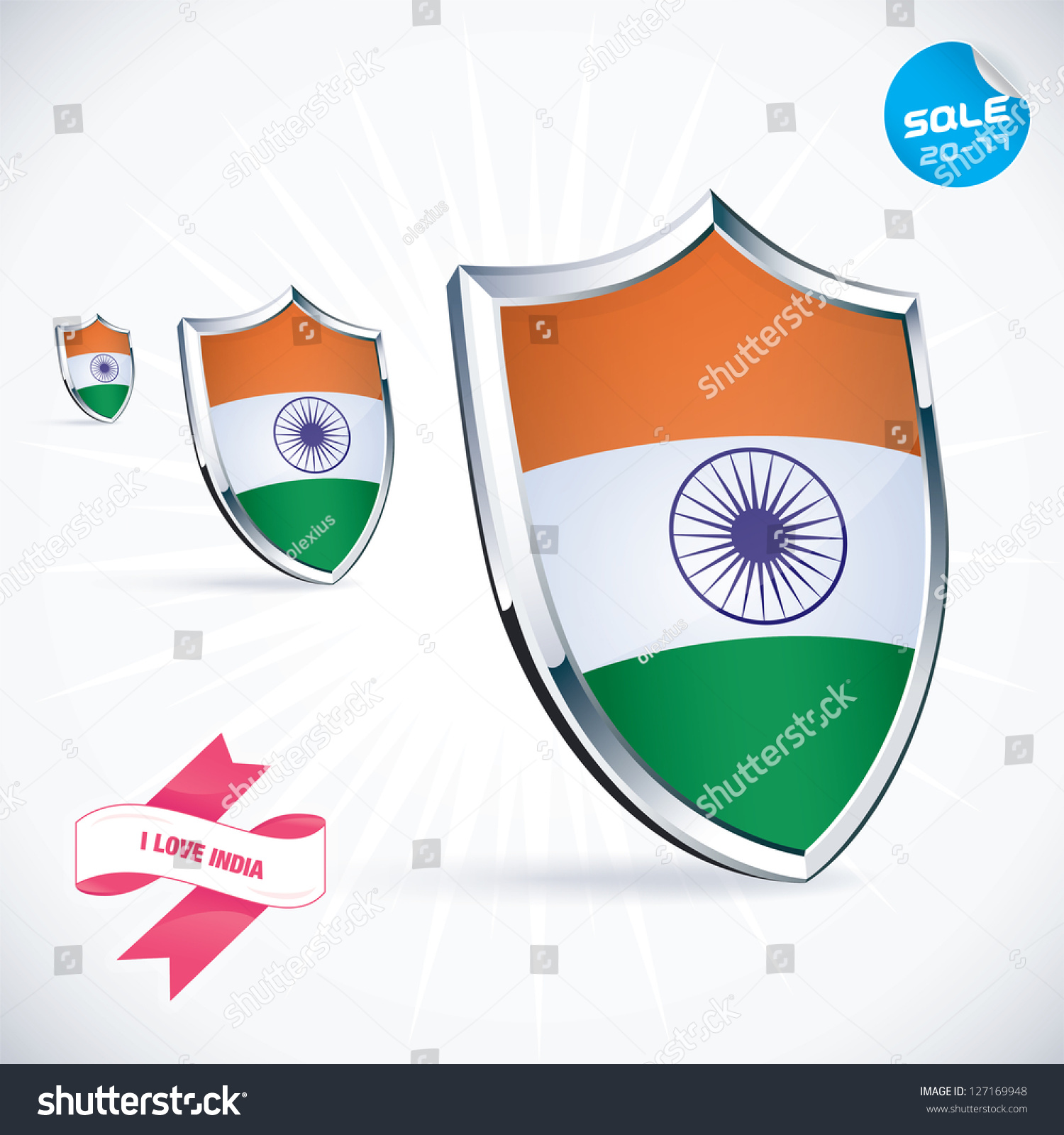 Love India Flag Illustration Sign Symbol Stock Vector ...