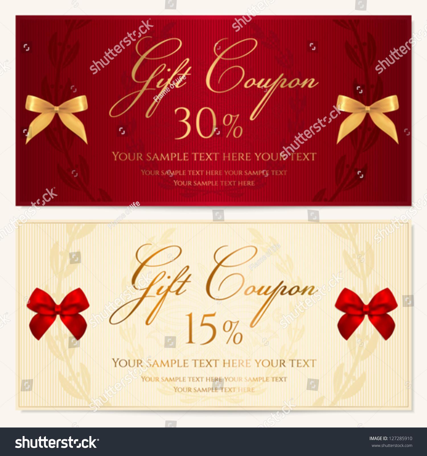 Coupon template vector art : Conscious box coupon code december 2018