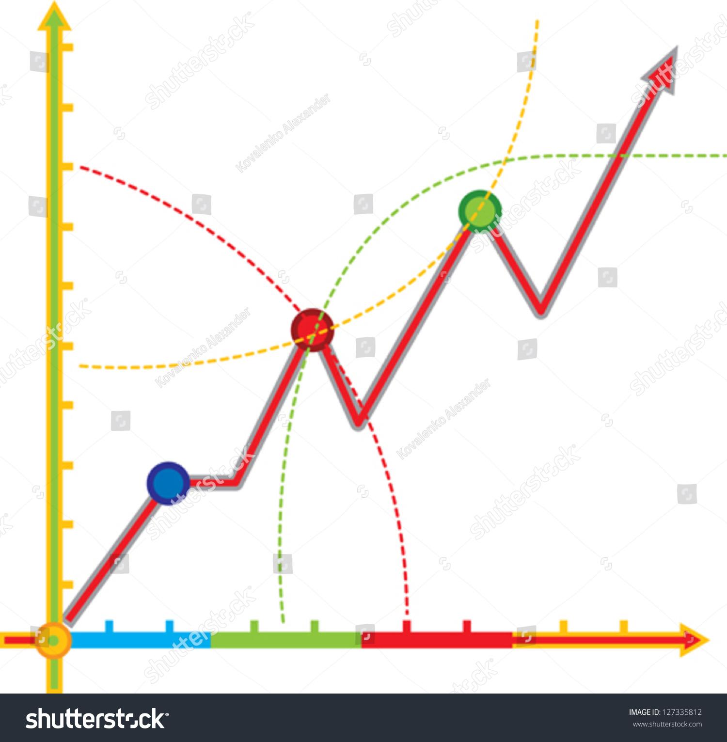 Mathematics chart growth curve stock vector 127335812 shutterstock mathematics chart the growth curve nvjuhfo Choice Image