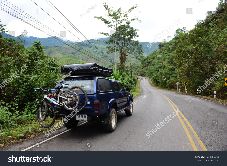 Nan Thailand 31 December 2018 Toyota Stock Photo Edit Now 1273759768