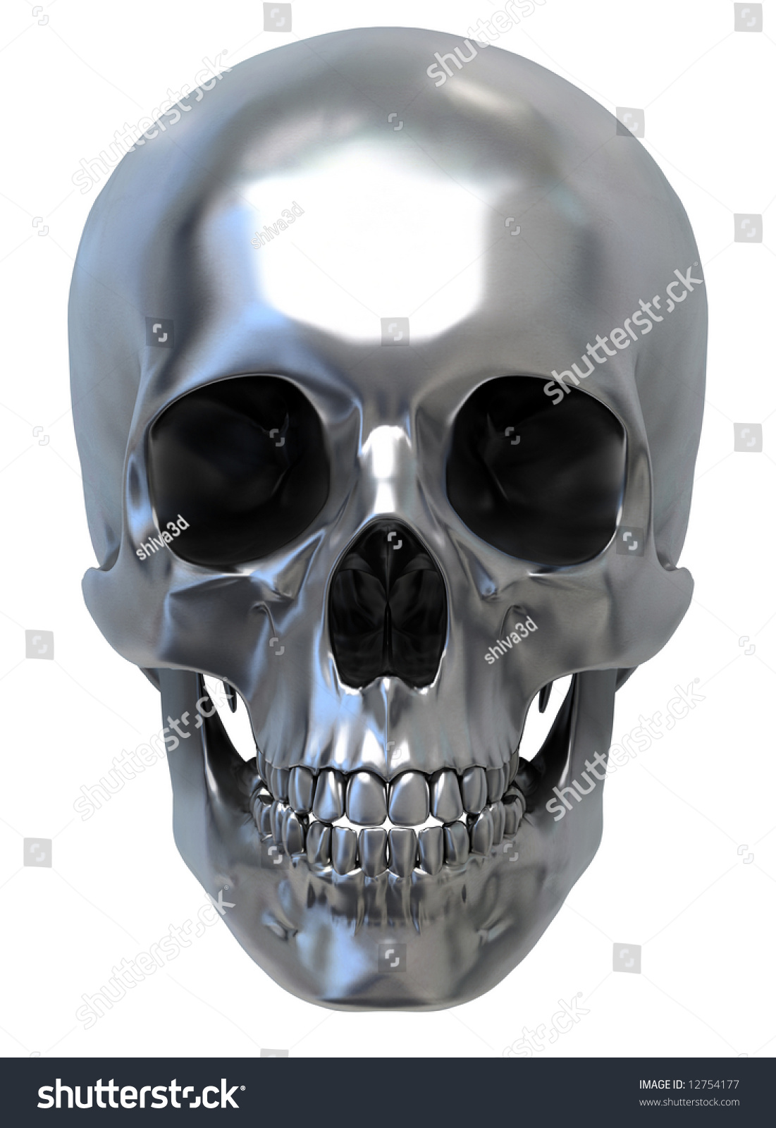 1000  images about skulls metal on Pinterest