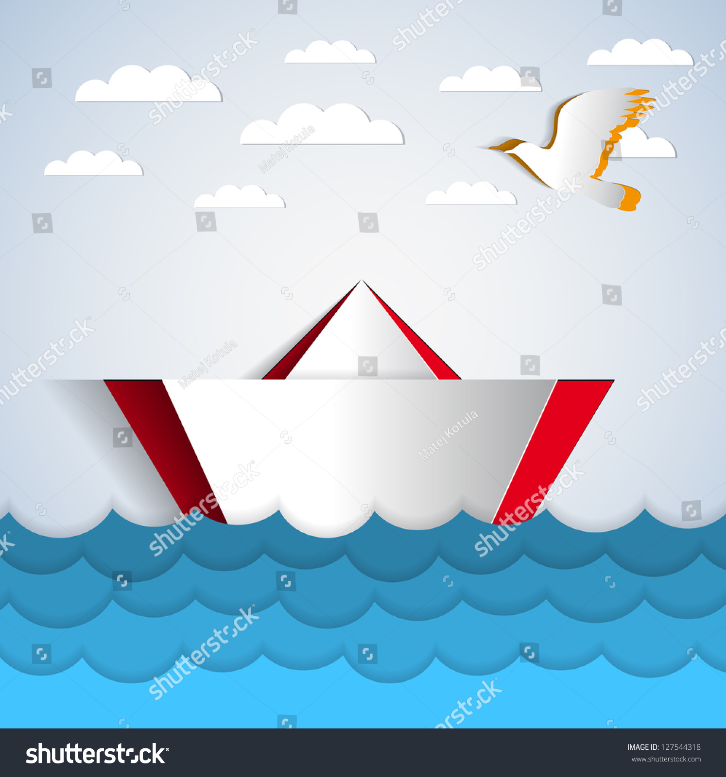 Floating and so much water essay
