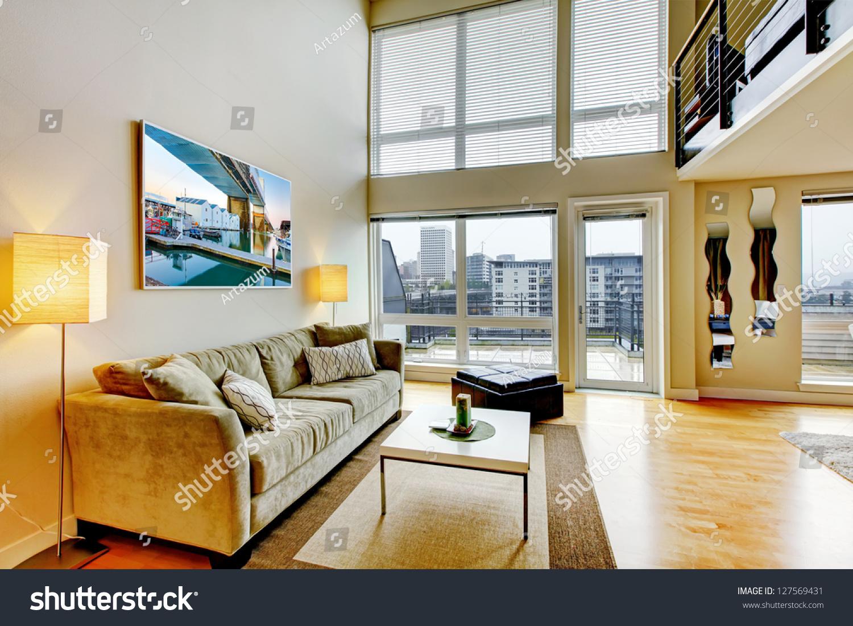 wohnzimmer modern loft : Modern Loft Apartment Ideas About Modern Lofts On Pinterest Loft