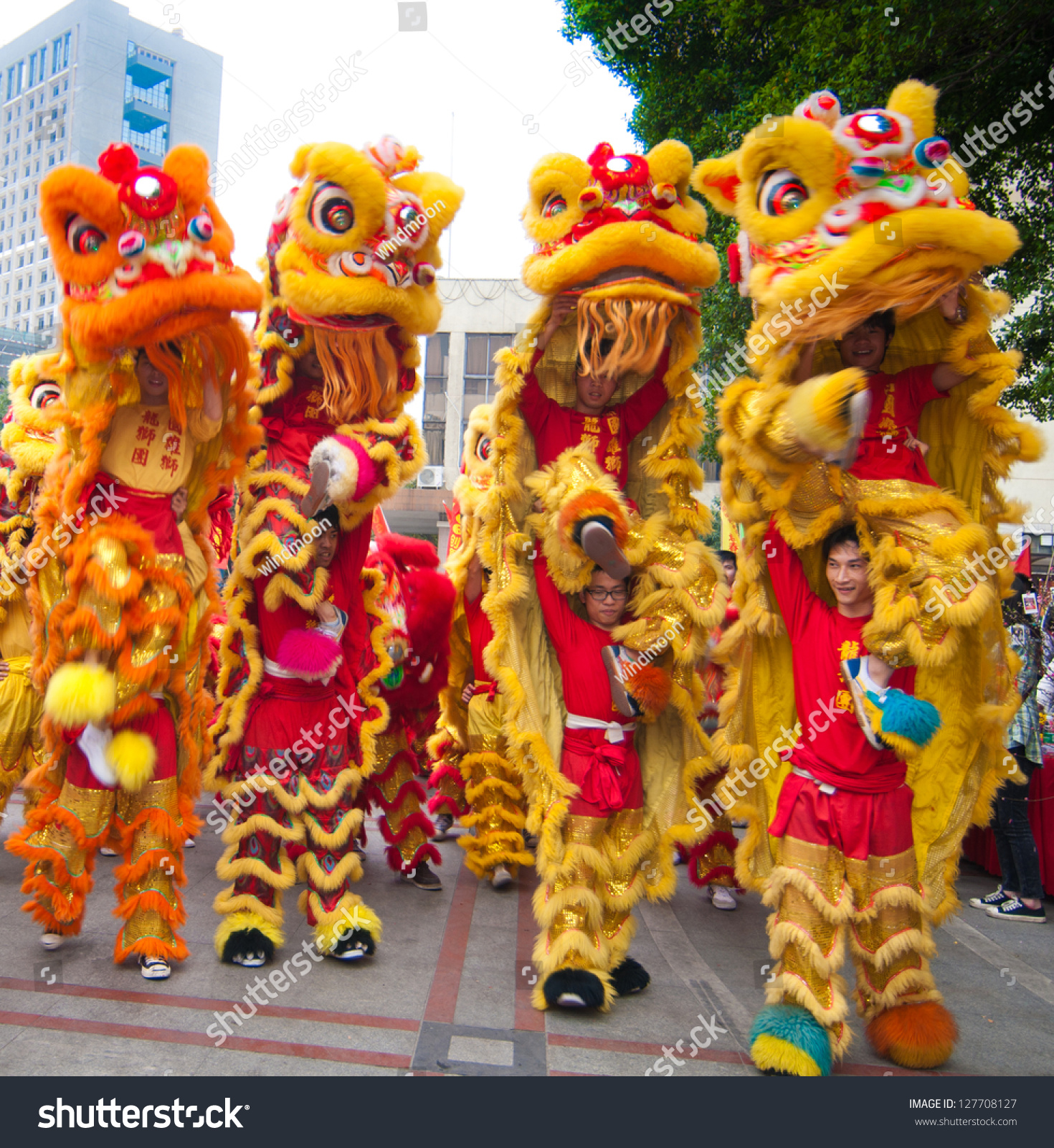 Foshan China  City pictures : ... china january chinese new year lion dance on january in foshan china
