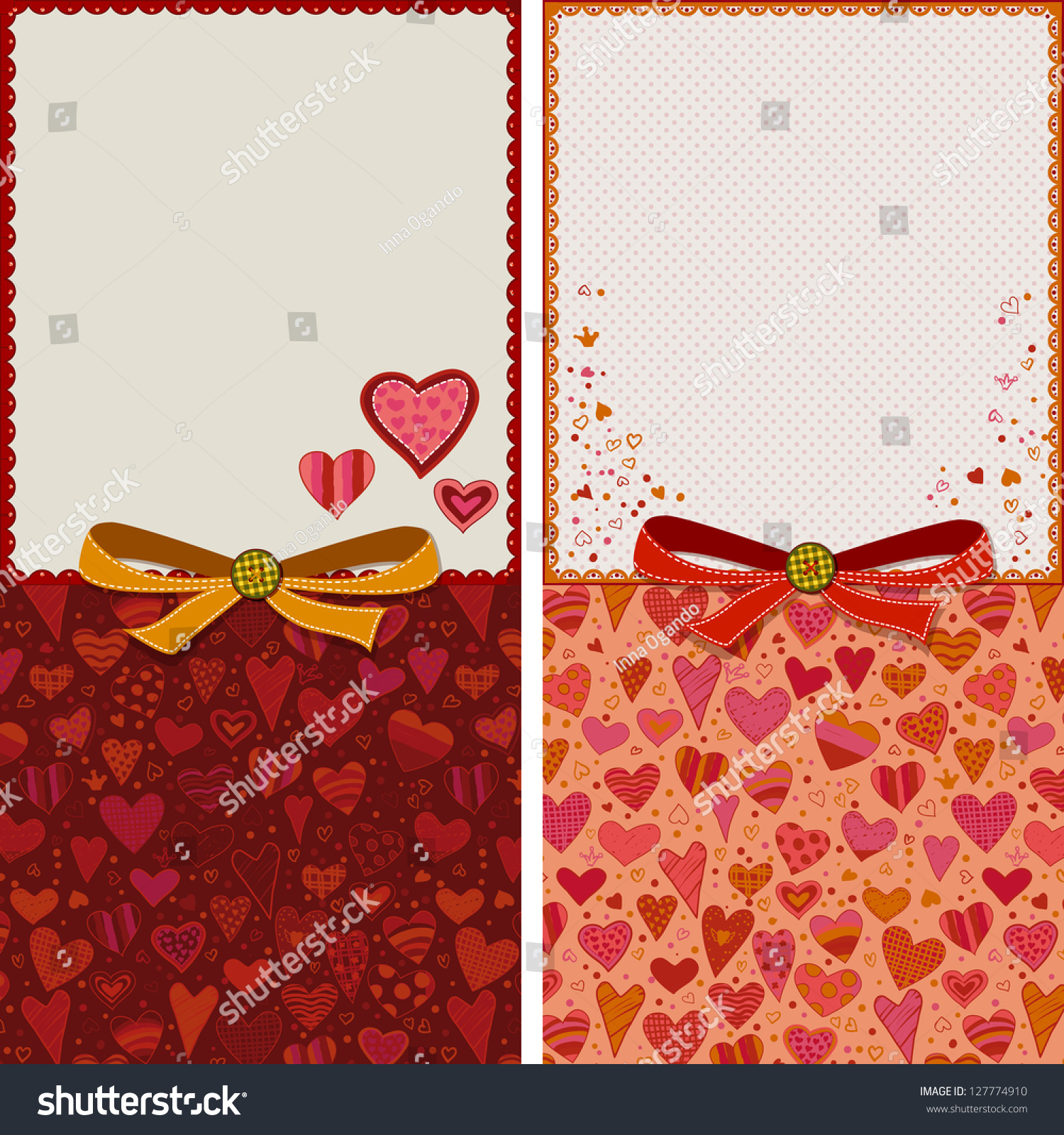 Wedding Valentines Relationship Birthday Anniversary Greeting Stock