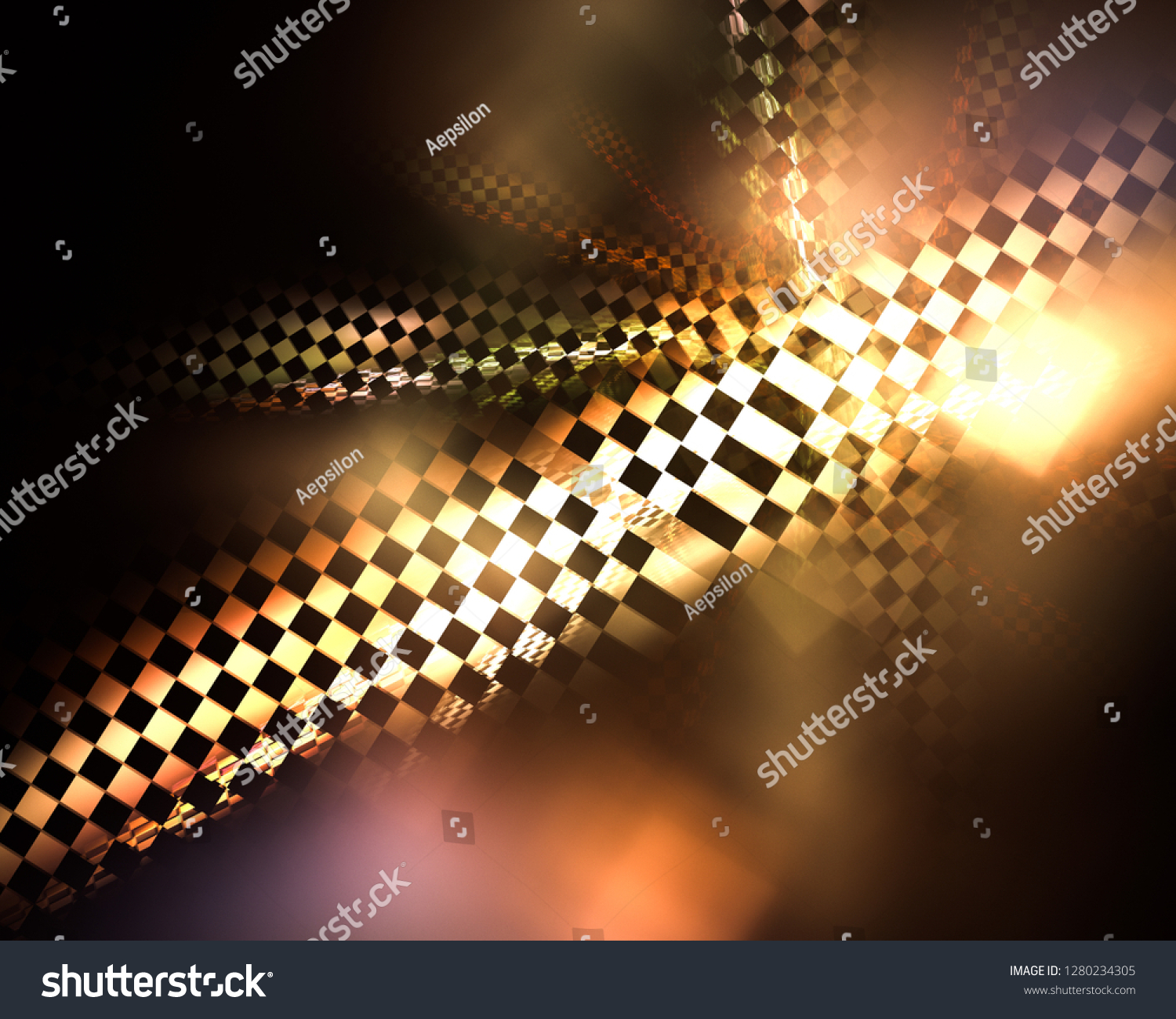 Racing Abstract Background Contains Elements Checkered Stock Illustration  1280234305
