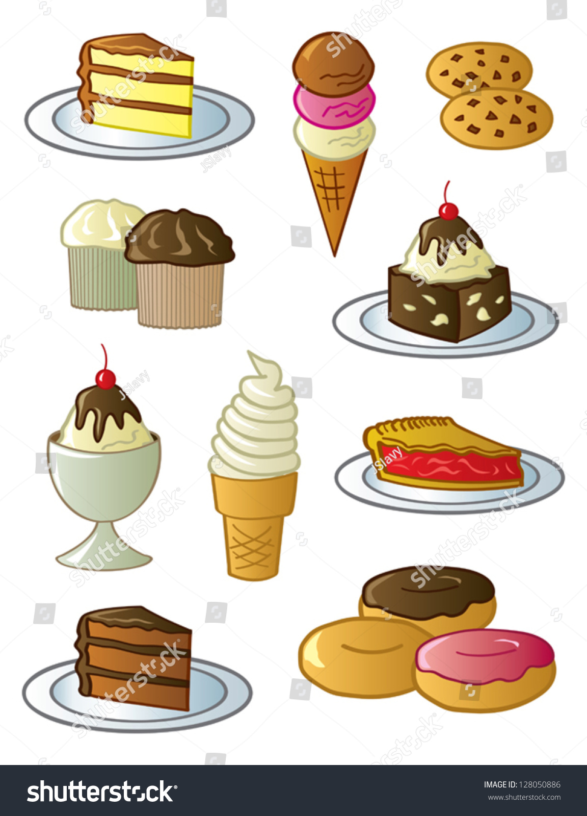 how to take pictures of desserts