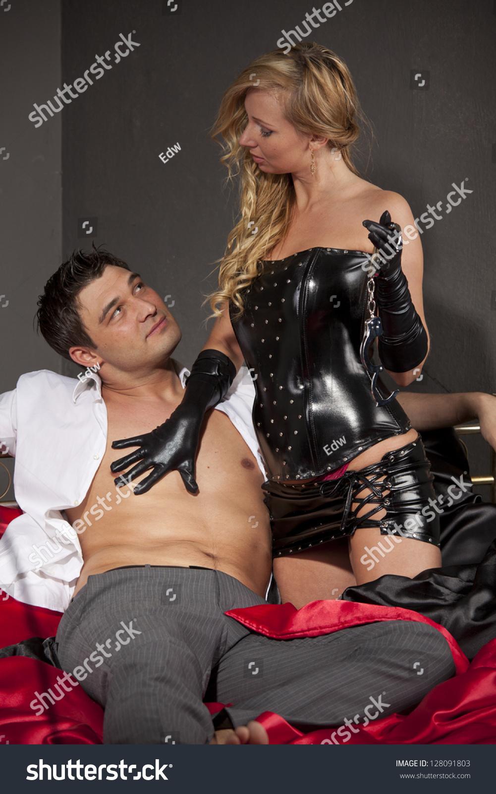 Sex games in the bedroom
