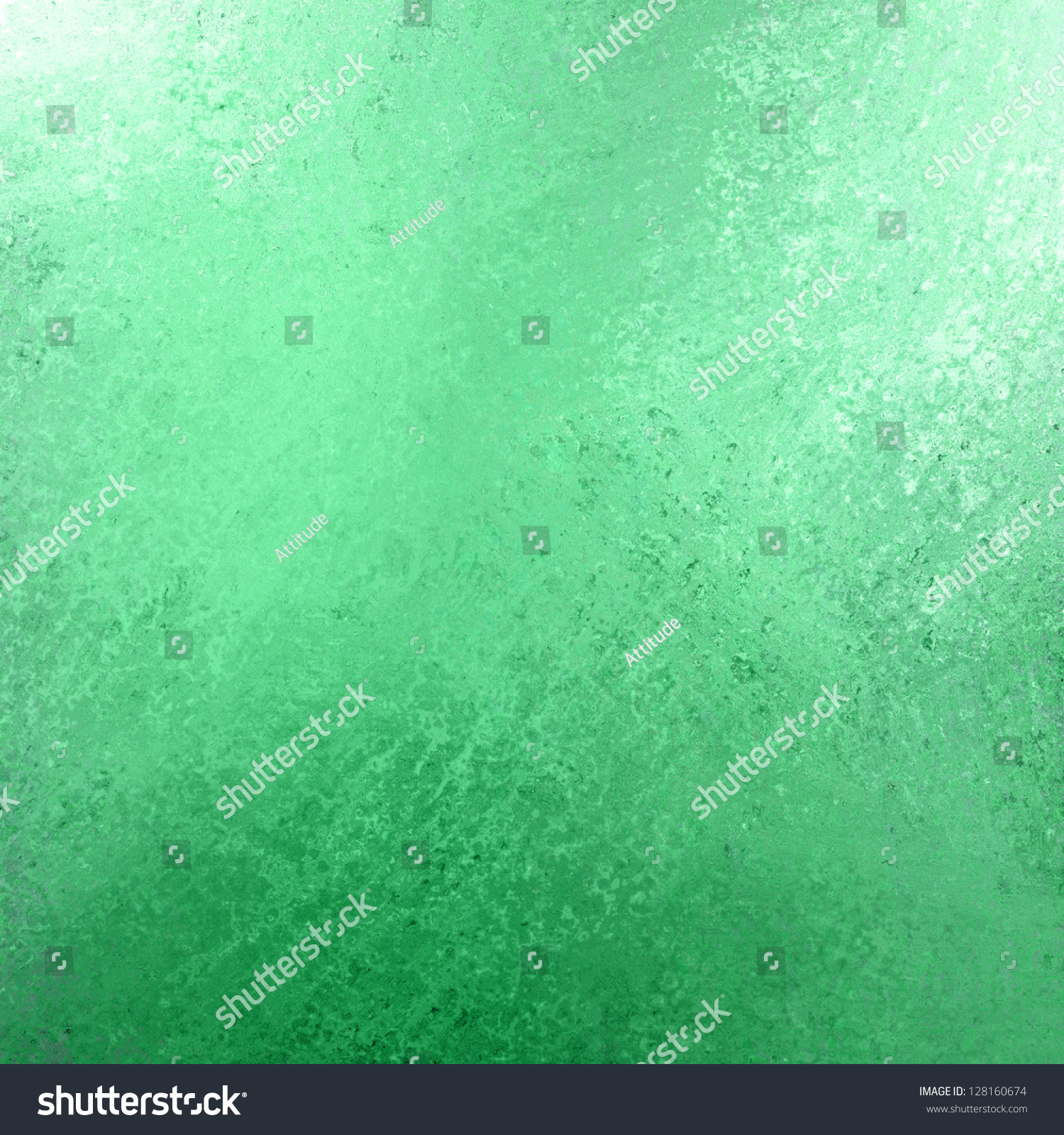 Abstract green background mint color vintage stock Light pastel green paint