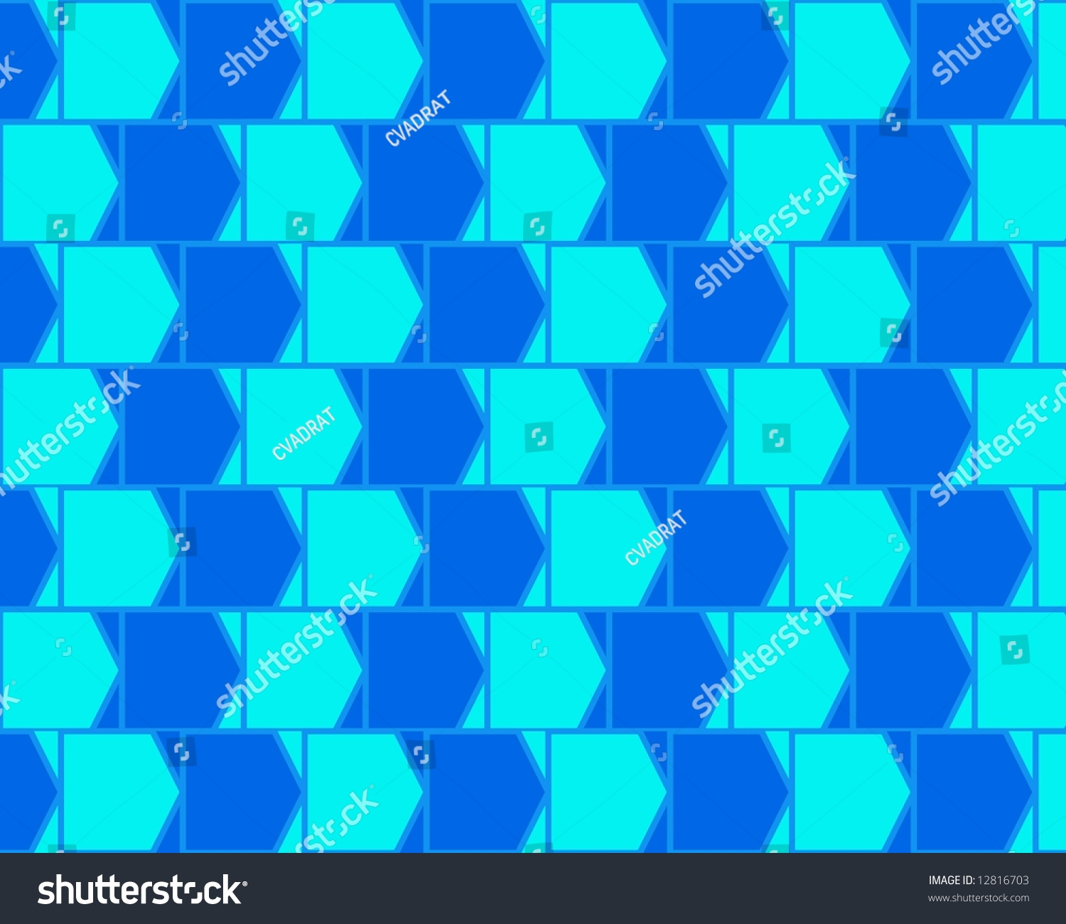 optical illusion cafe wall variant light stock illustration