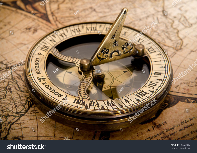Compass Tour Map Me