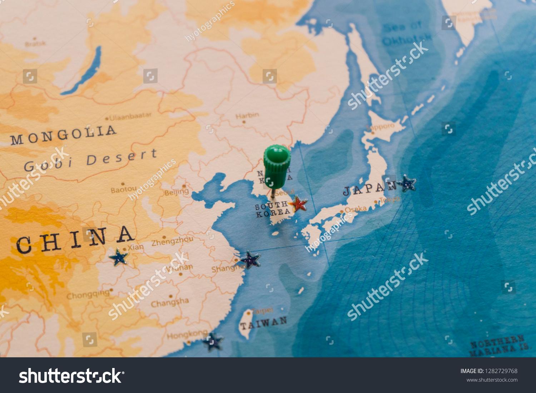 Image of: Pin On Seoul South Korea World Stock Photo Edit Now 1282729768