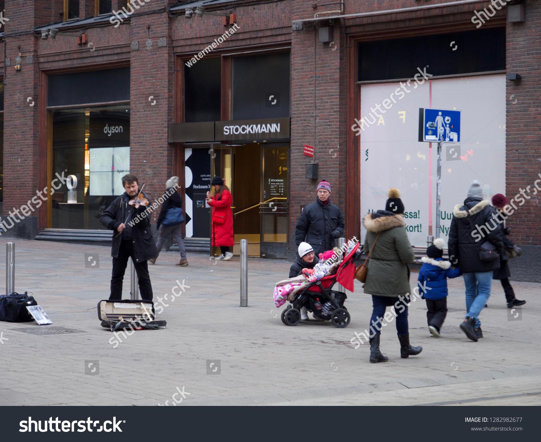 Helsinki Finland January 13 2019 View Stock Photo Edit Now
