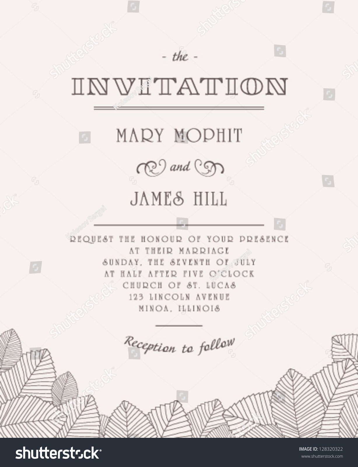 wedding invitations ornaments - Ozil.almanoof.co