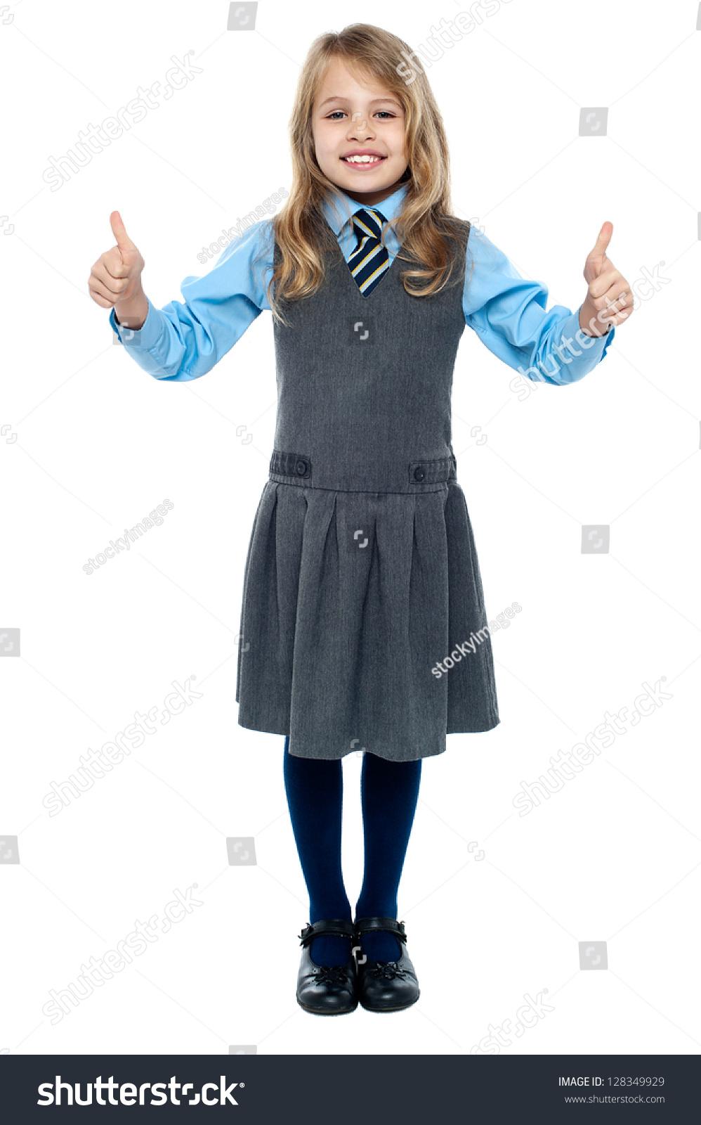 Uniform thumbs