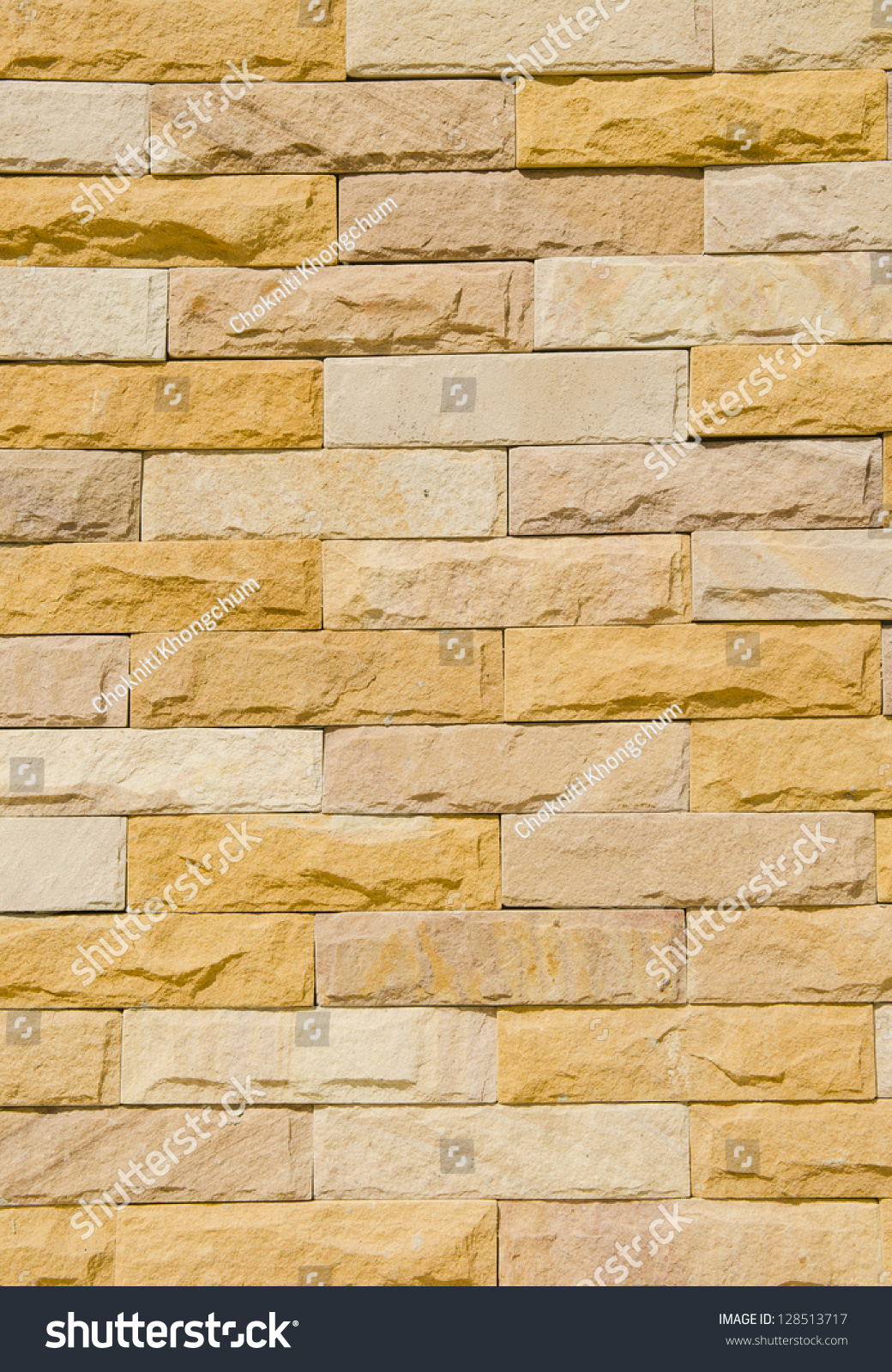Background of old vintage brick wall | EZ Canvas