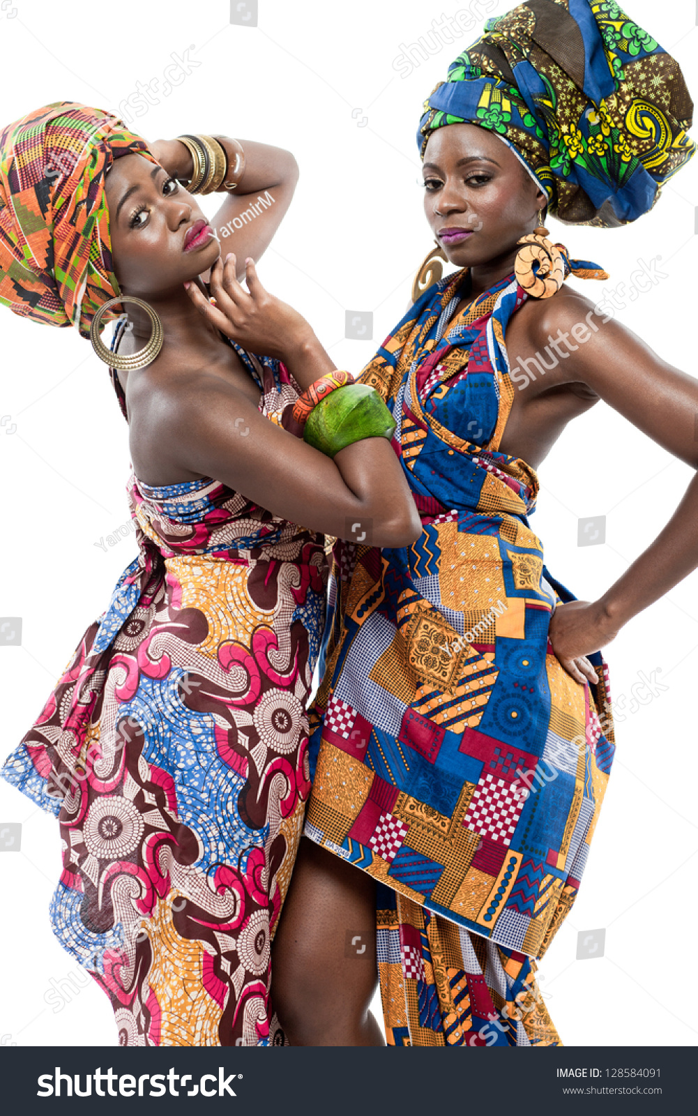 Not clear Sexy african fashion models