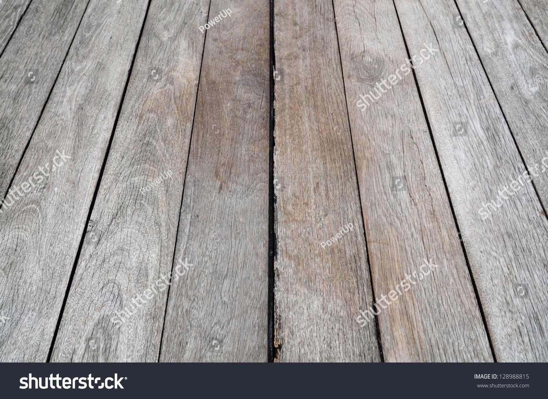 Texture of perspective Old wood floor Preview  Save to a lightbox. Texture Of Perspective Old Wood Floor Stock Photo 128988815