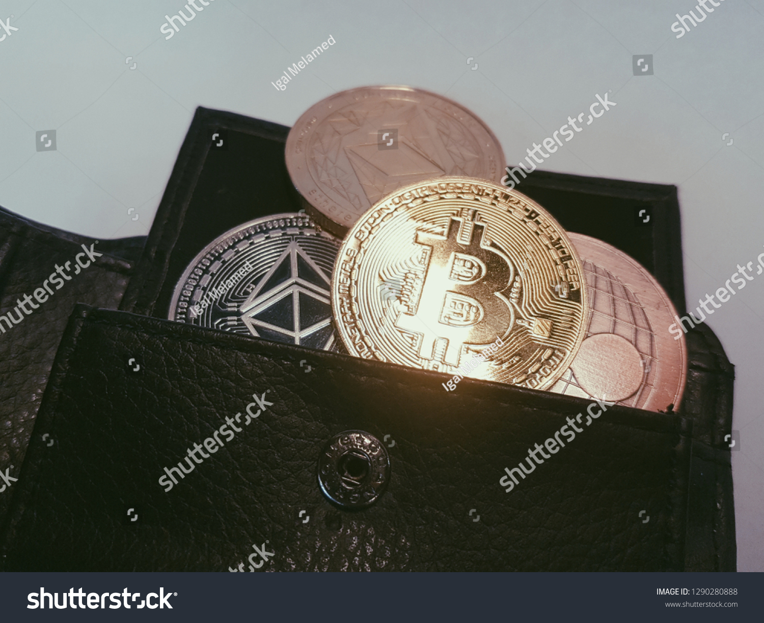 cryptocurrency wallet bitcoin ethereum