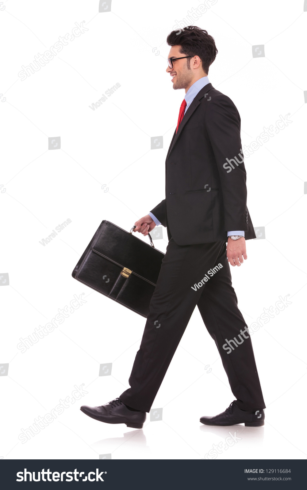 Схема как ходит человек