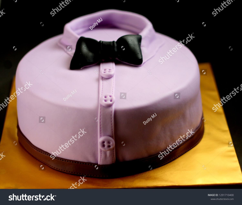 Prime Shirt Cake Made Fondant Male Birthday Stock Photo Edit Now Funny Birthday Cards Online Alyptdamsfinfo