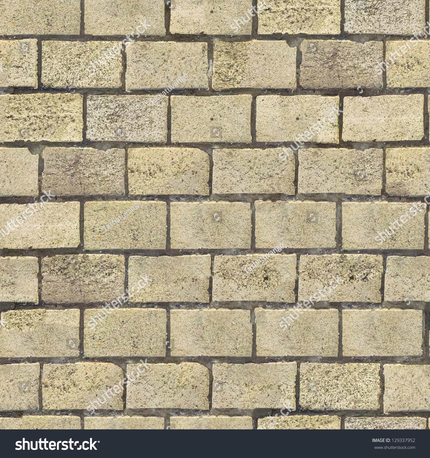 Yellow Stone Rock Texture  Seamless Tileable Texture. Yellow Stone Rock Texture Seamless Tileable Stock Photo 129337952