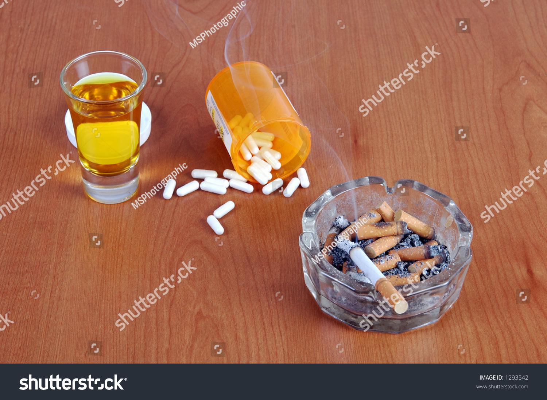 alcohol addiction leaflets