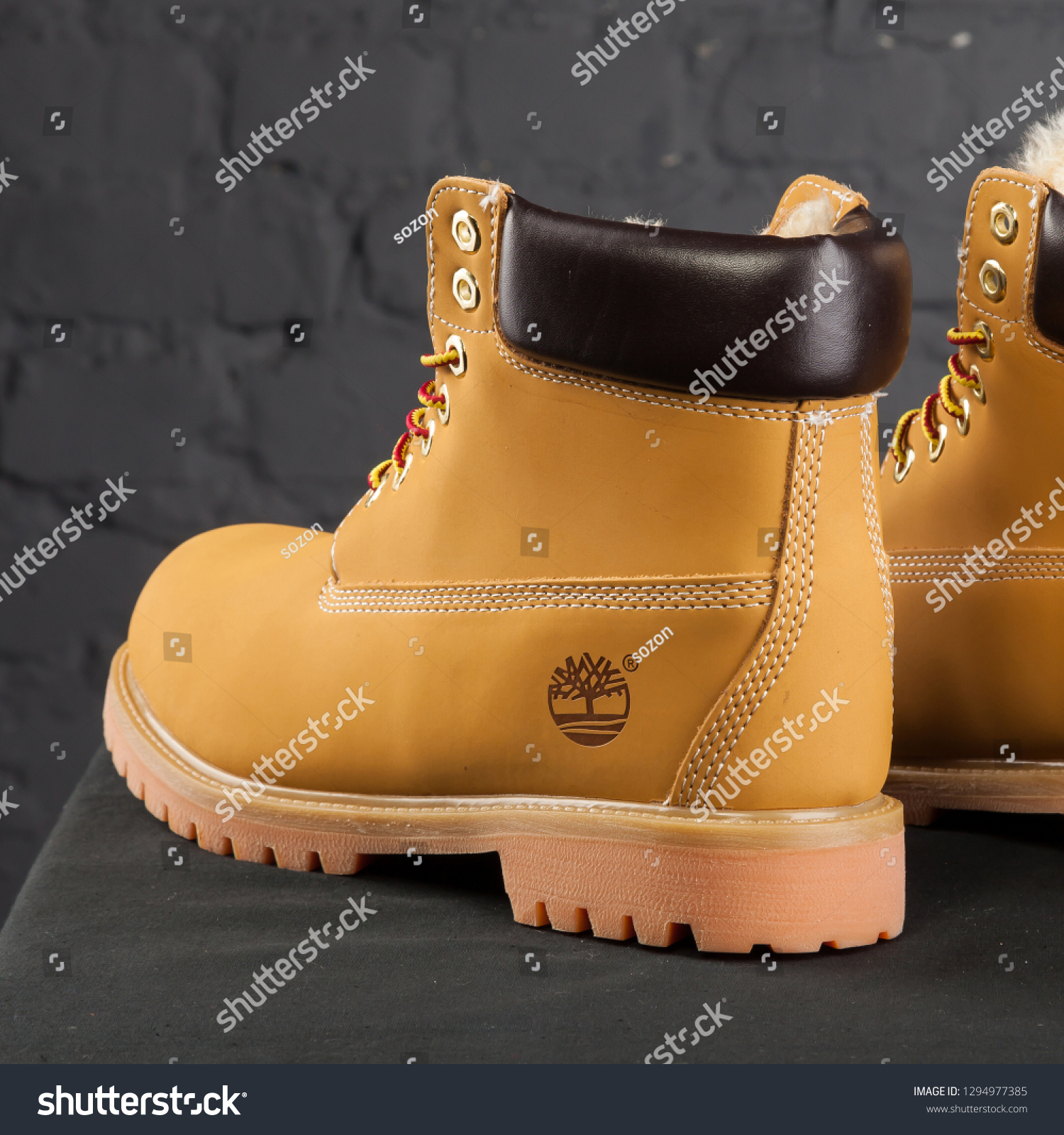 Sin personal Siempre amistad  New Beautiful Colorful Nice Timberland Tracking Stock Photo (Edit Now)  1294977385