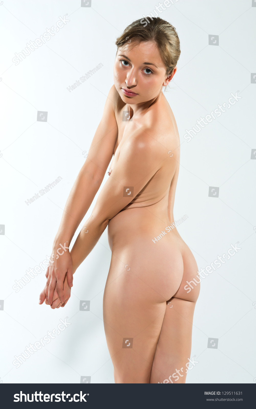young russian nude