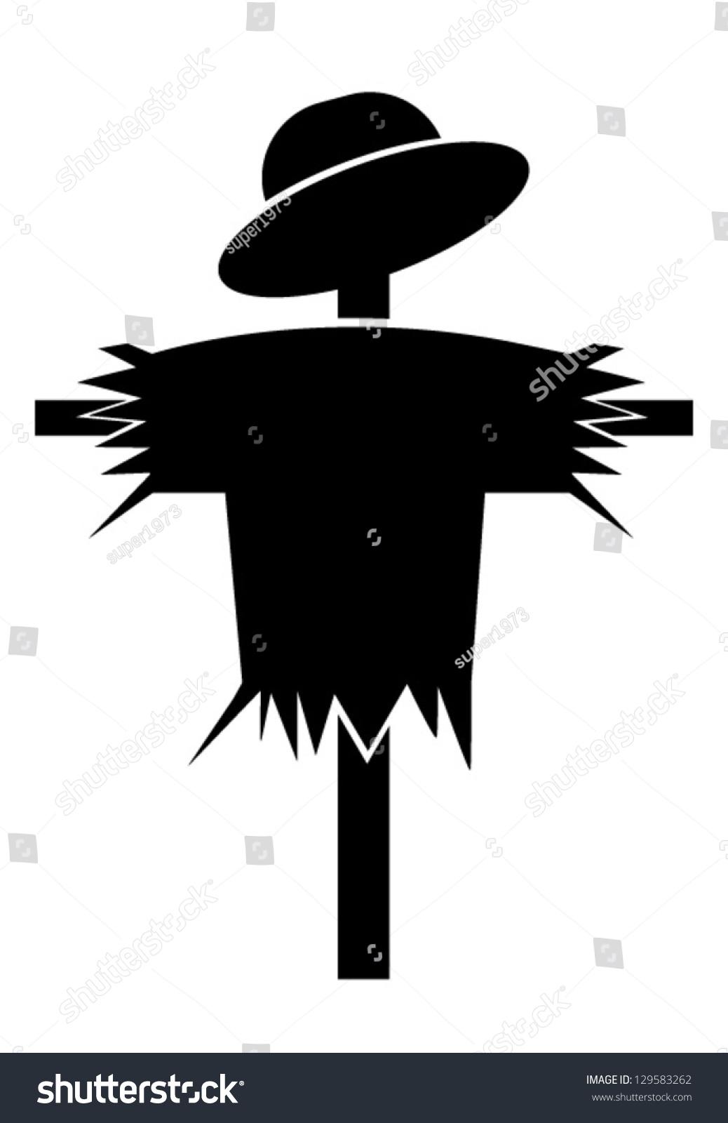 Free vector graphic: Scarecrow, Straw, Halloween, Autumn - Free ...