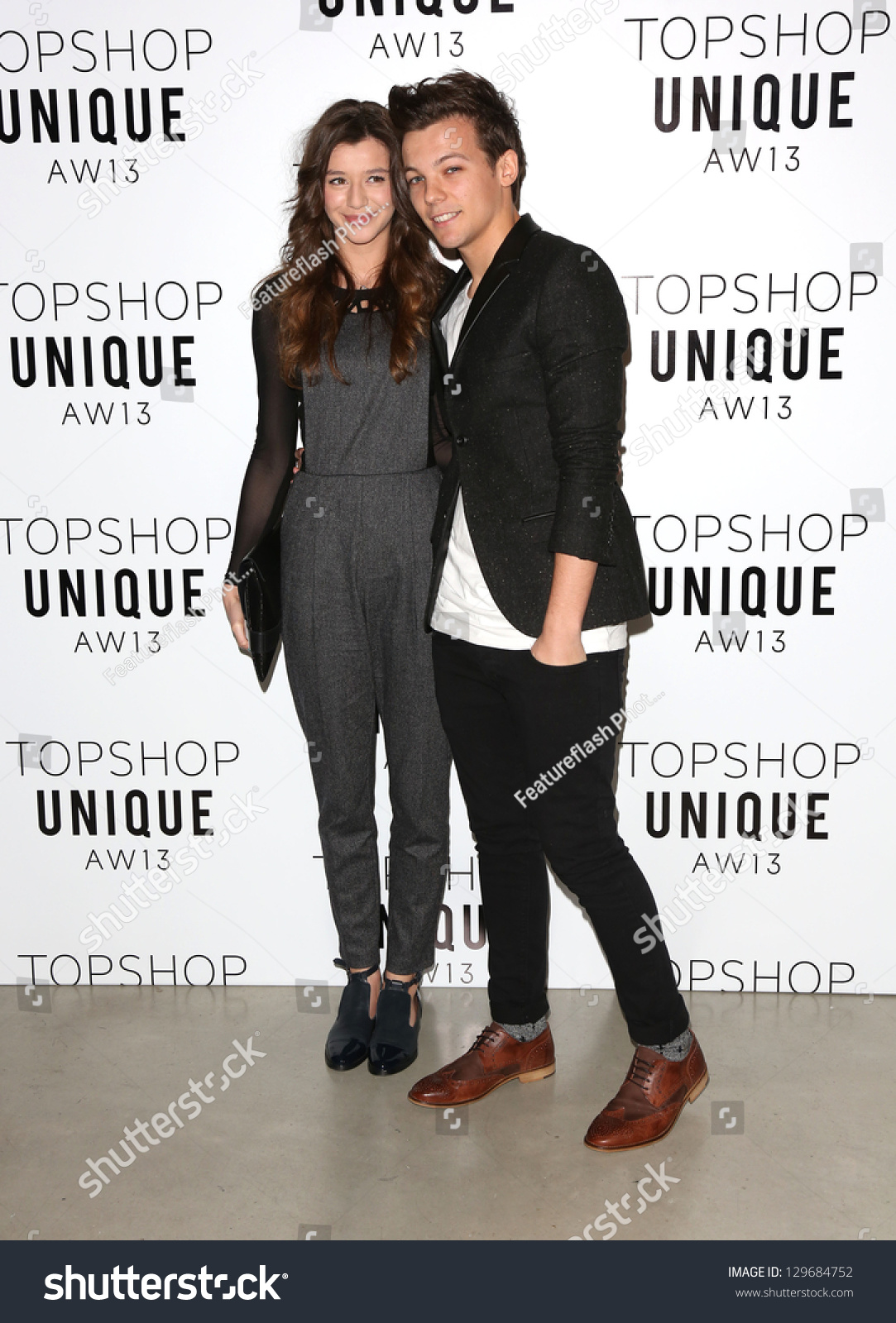 when did louis and eleanor start dating