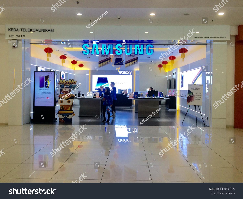 Kota Kinabalu Malaysia Jan 31 2019 Stock Photo (Edit Now