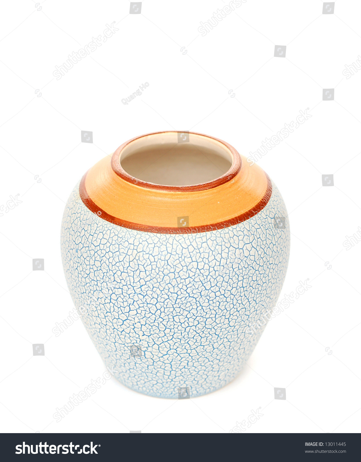 Empty Vase For Decoration Stock Photo 13011445 Shutterstock
