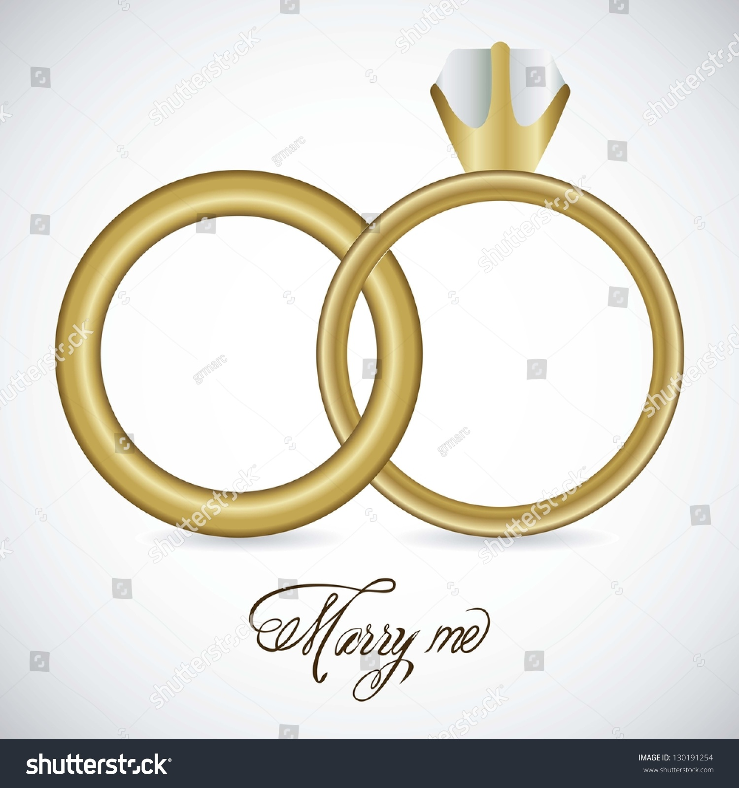 Illustration Wedding Icons Concepts Wedding Engagement