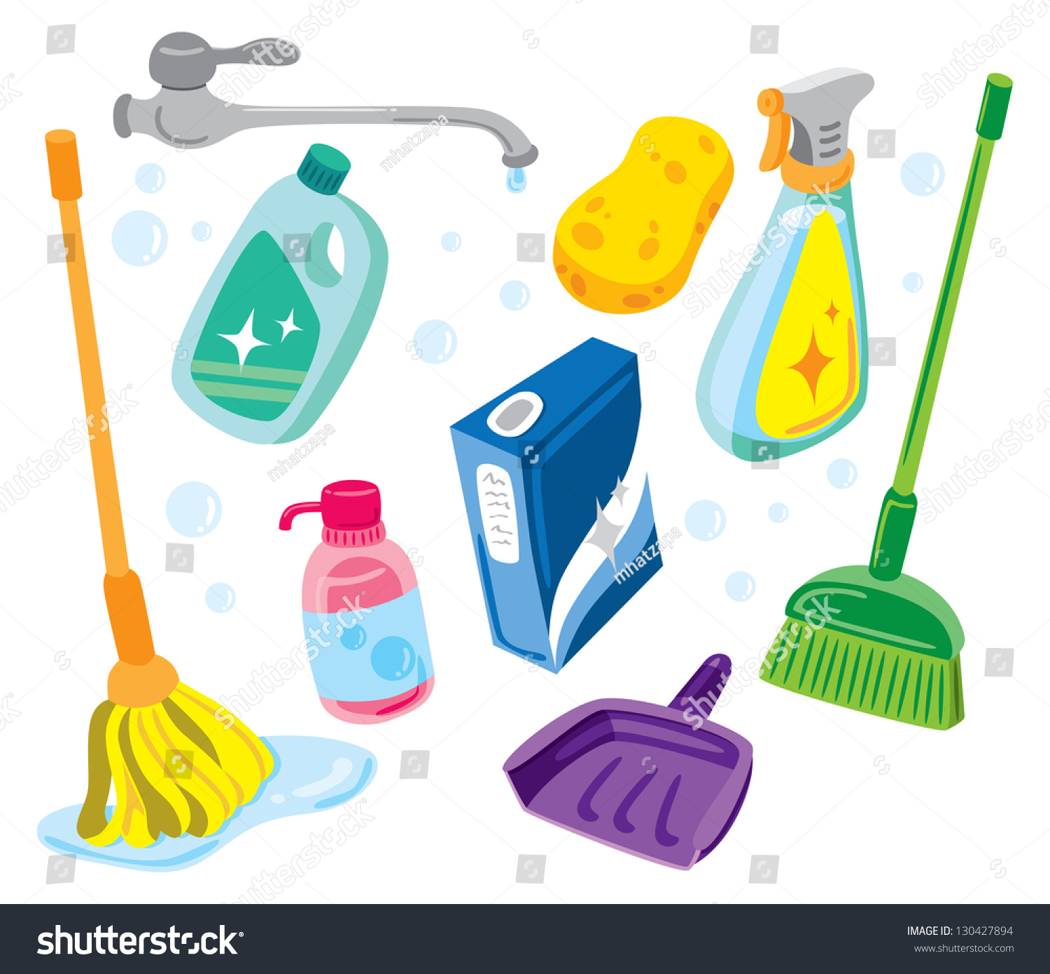 Bathroom Cleaning Supplies Clip Art The Hippest Pics