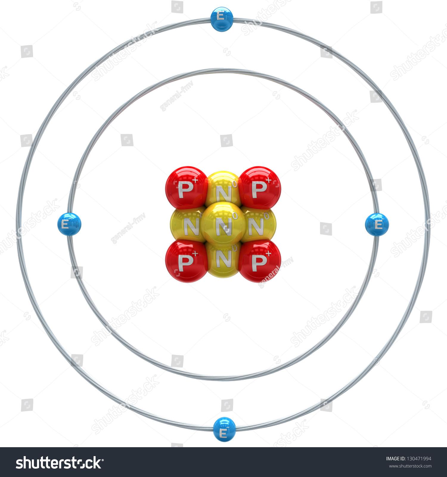 Diagram For Boron