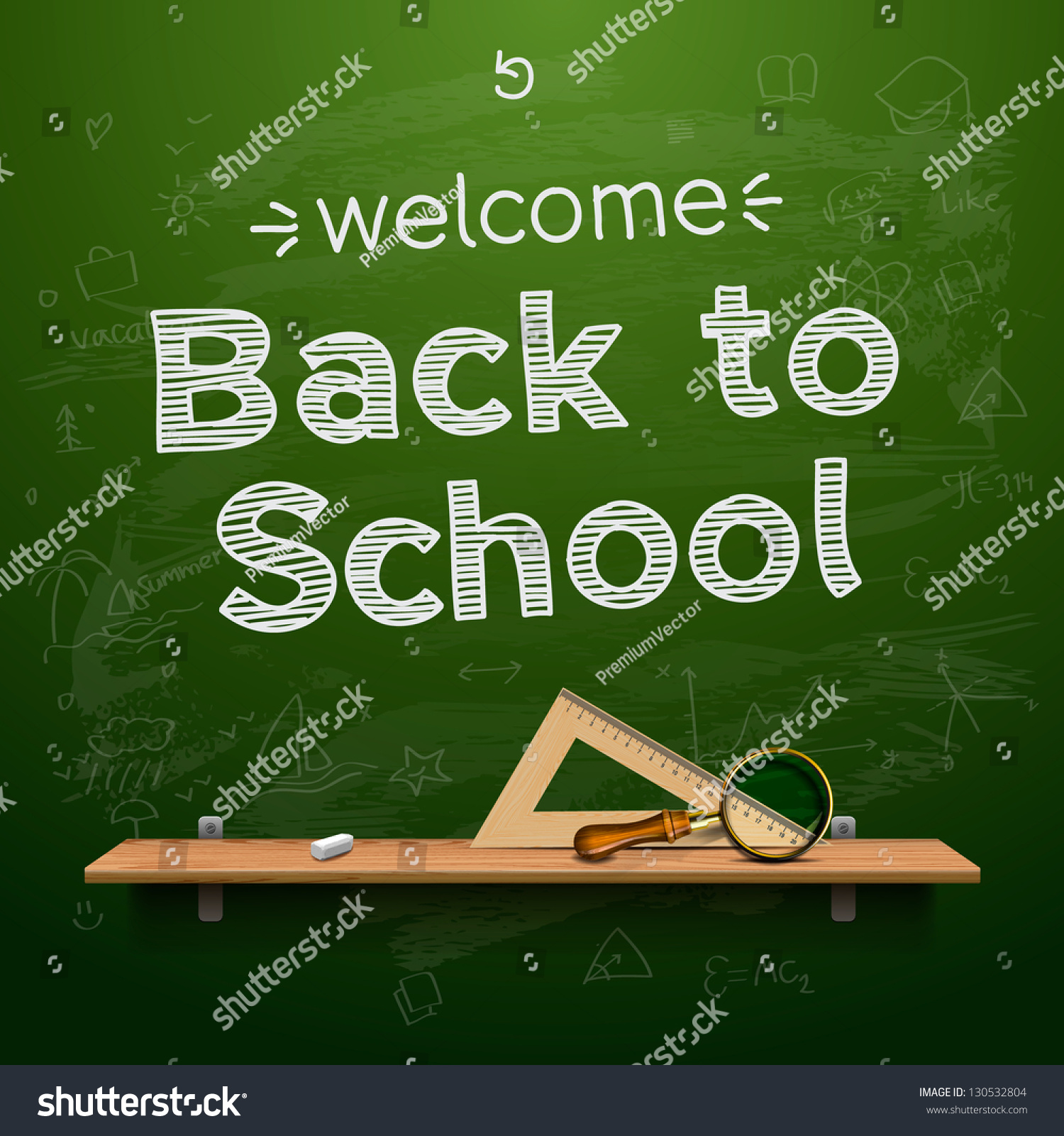 back to school background - photo #25
