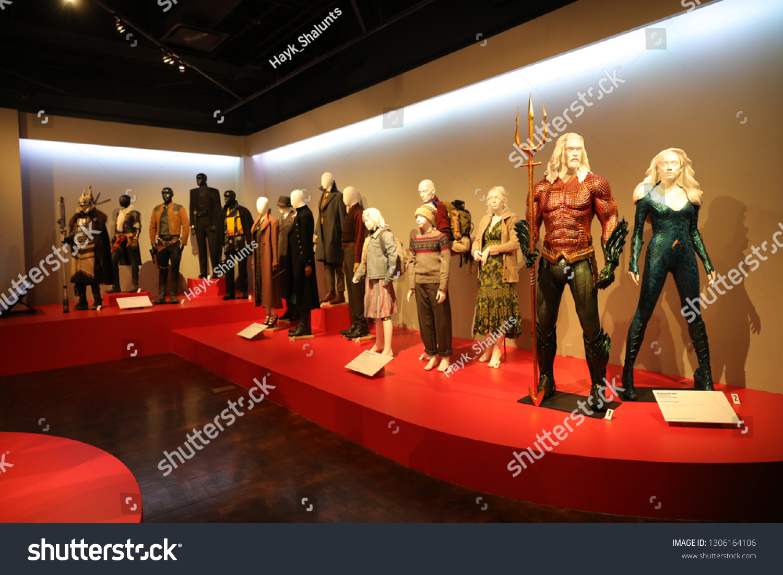 Los Angeles Ca Usa 252019 Costumes Stock Photo Edit Now 1306164106