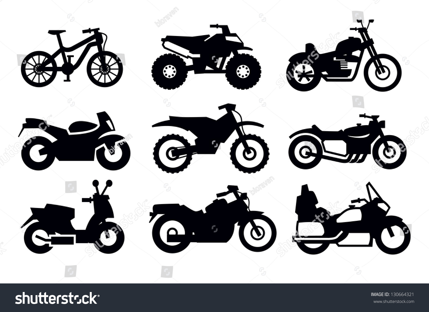 vector free download motorcycle - photo #14