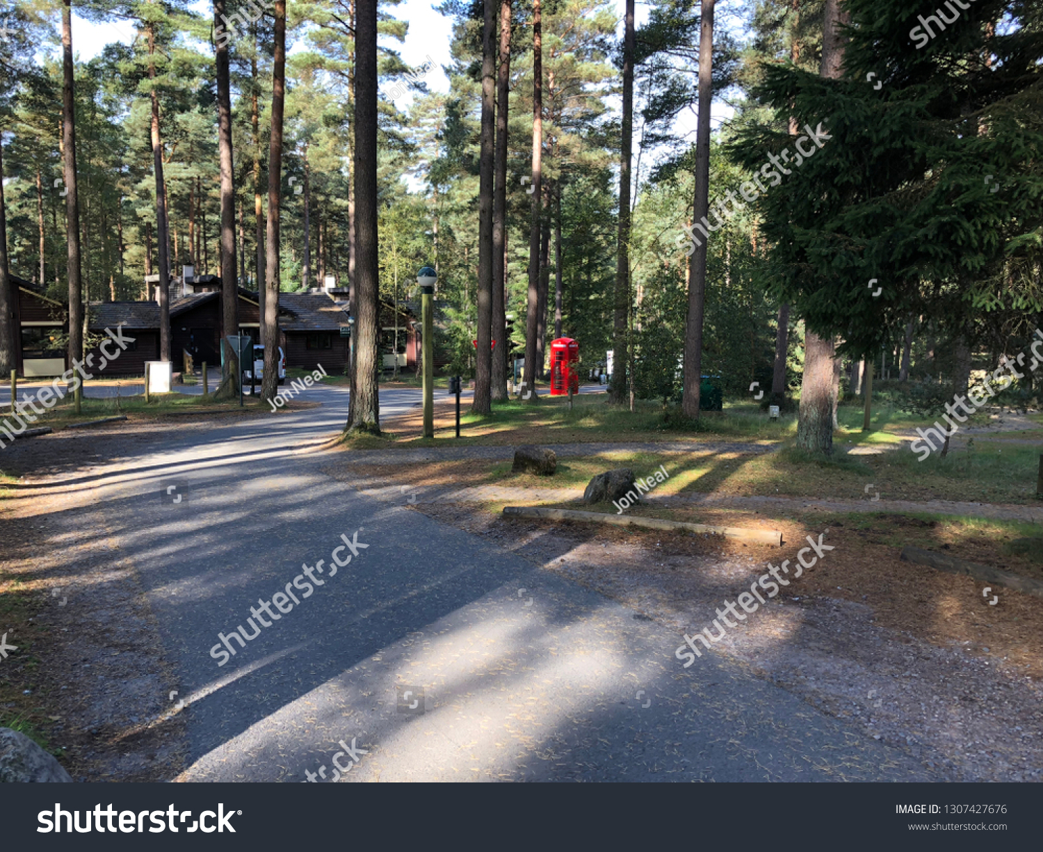 Center Parcs Whinfell Forest Uk Stock Photo Edit Now 1307427676