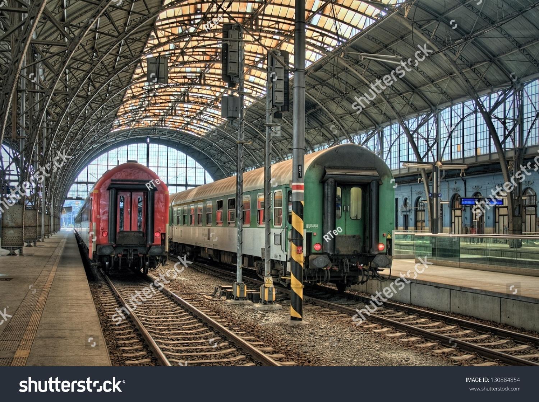 Prague central station stock photo 130884854 shutterstock for Central prague
