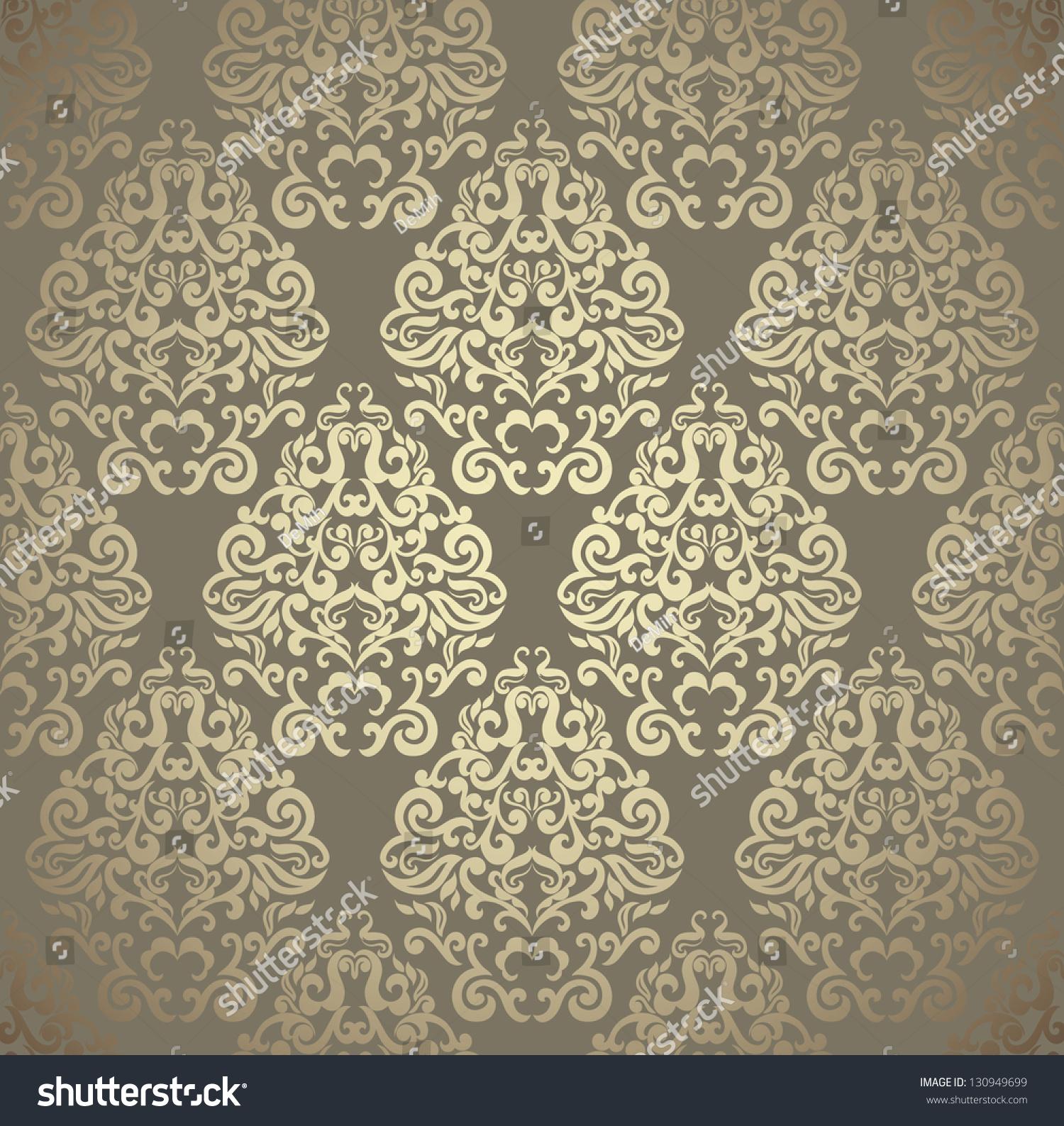 damask wallpaper glamorous and elegant - photo #3