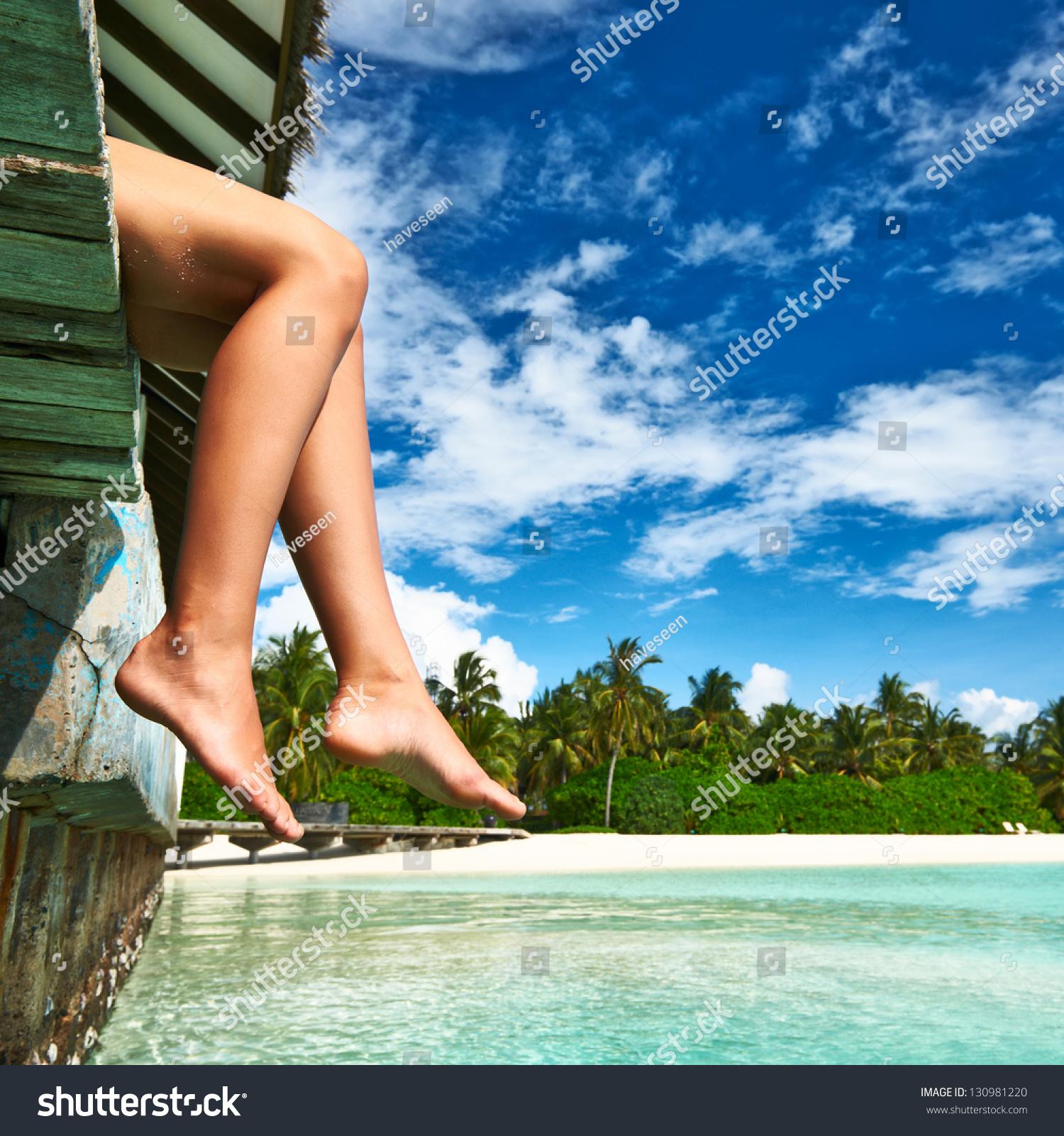 Фотографии ног женщин 18 фотография