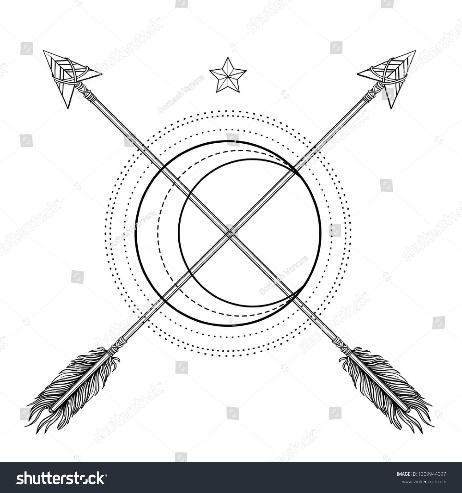 Bohemian Arrow Mystic