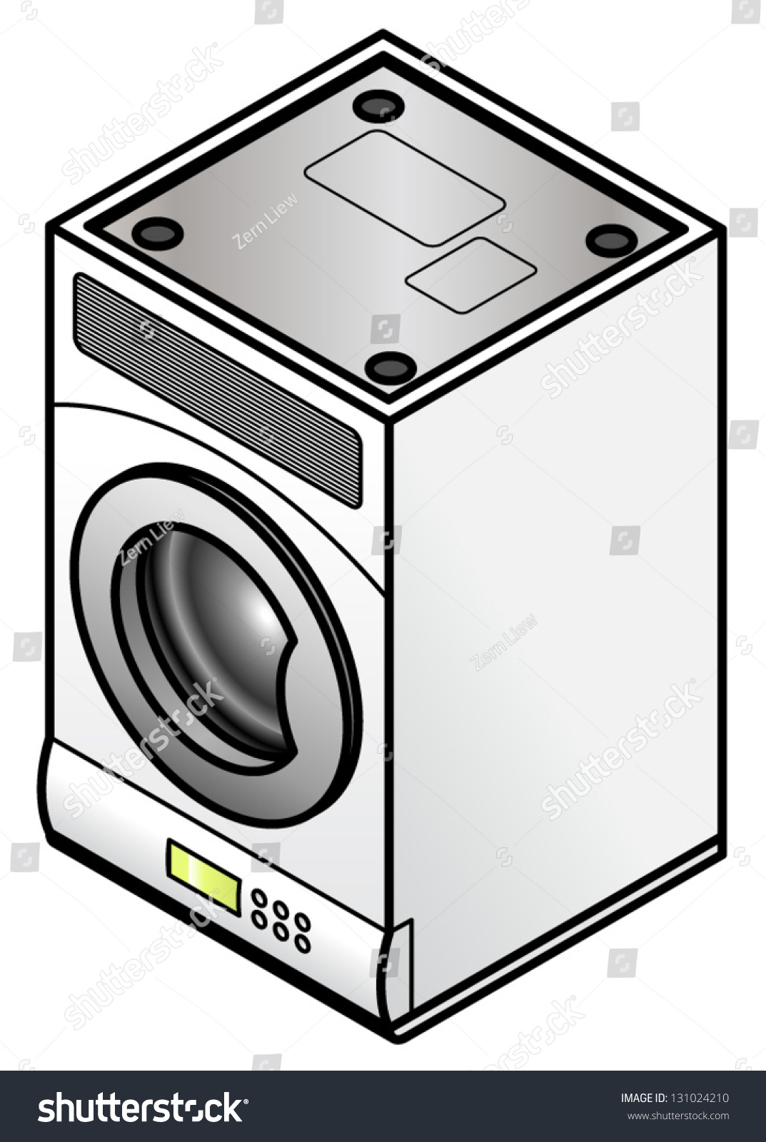 Washer And Dryer Clipart a clothes dryer configured for upside down wall mounting (above